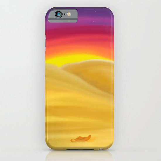 Desert Night iPhone & iPod Case