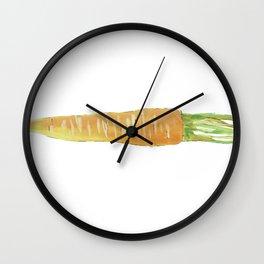 Carrot 2 Wall Clock