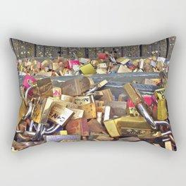 Lovelocked Rectangular Pillow