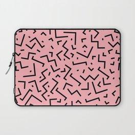 Memphis pattern 34 Laptop Sleeve