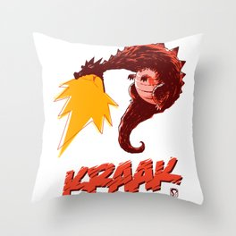 KRAAK – Dragon Throw Pillow