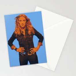 Ray of Light madonna Stationery Cards