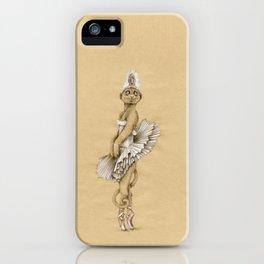 danseuse iPhone Case