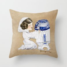 Only Hope Throw Pillow