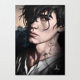 Shadowsinger Canvas Print