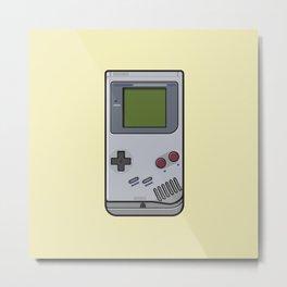 #44 Nintendo Gameboy Metal Print