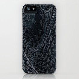 Spider's Lair iPhone Case