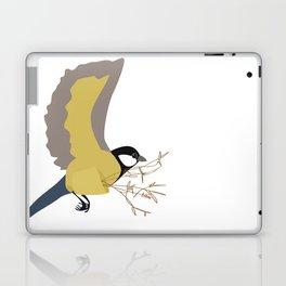 Bæremeis (Great tit carrier ?  :)   ) Laptop & iPad Skin