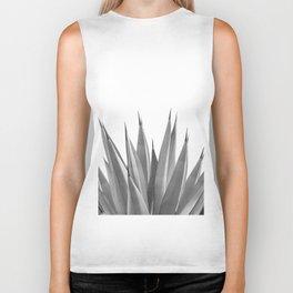 Gray Agave Dream #1 #tropical #decor #art #society6 Biker Tank