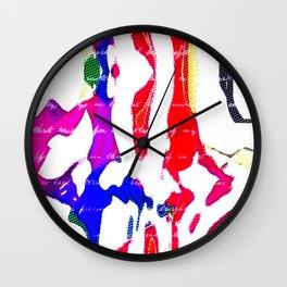 Zaney RGB Wall Clock