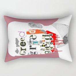 Mankind Motivation 6 Rectangular Pillow