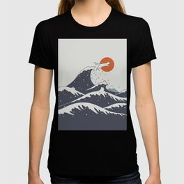Cat Landscape 55C T-shirt
