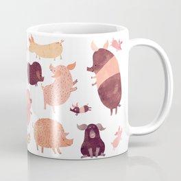Pig Pig Pig Coffee Mug