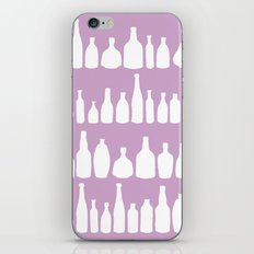 Bottles Pink iPhone & iPod Skin