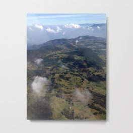 Sky High Metal Print