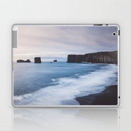 Dyrhólaey - Landscape and Nature Photography Laptop & iPad Skin