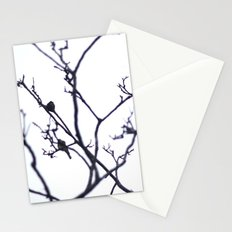 B I R D S. Stationery Cards