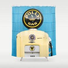 pump it Shower Curtain
