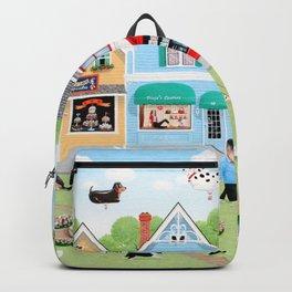 Dog Lovers Lane Backpack