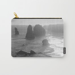 Sunset over the Twelve Apostles Carry-All Pouch