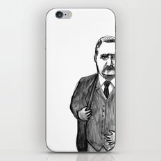 Theodore Roosevelt Did All the Things. iPhone & iPod Skin