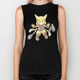 This is no Illusion Biker Tank