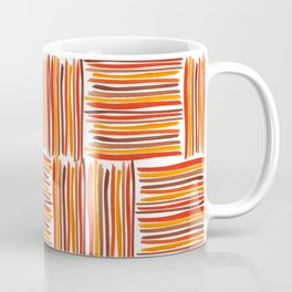 Watercolor Lines One Coffee Mug
