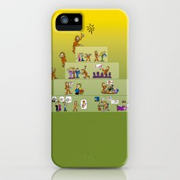 Becoming a Success iPhone Case