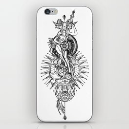 Major Arcana X Wheel of Fortune iPhone Skin