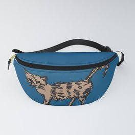 Animal Series - Scrappy Cat Fanny Pack