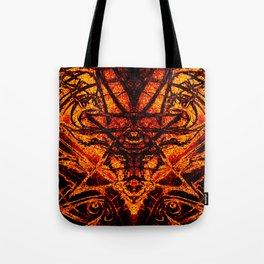 Devilish Shroud Tote Bag