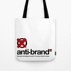 anti-brand® Tote Bag