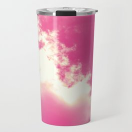Cloudy Floss Travel Mug