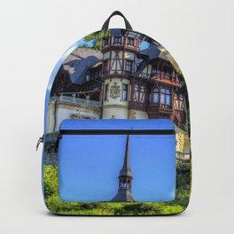 World Famous Gorgeous Historic Palace Europe UHD Backpack
