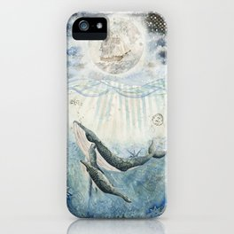 The Voyage Home iPhone Case