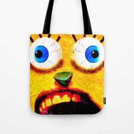 Boxface #3 Tote Bag