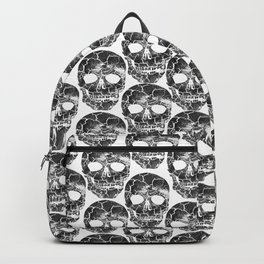 My Scary Gothic Halloween  - transparent Backpack