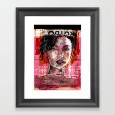SENSUAL EVERAFTER Framed Art Print