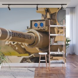 Death Stalker Tank Wall Mural