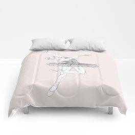Ballerina 1 Comforters