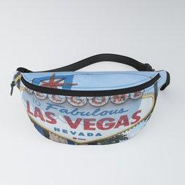 Vegas Sign Fanny Pack