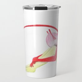 Sweet pitcherplant pixie Travel Mug