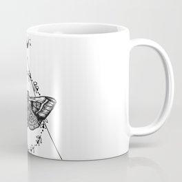 Mystic Moth Coffee Mug