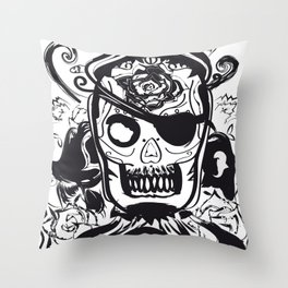 Soul Rebel!! Throw Pillow