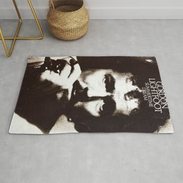 Gordon Lightfoot Songbook Summertime Dream Rug