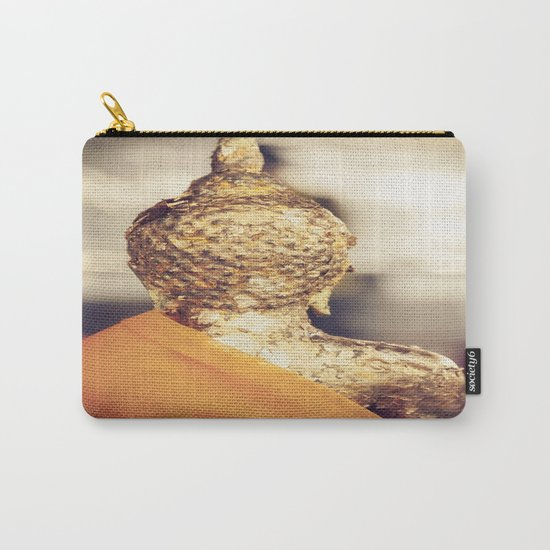 Buddha the other side  Carry-All Pouch