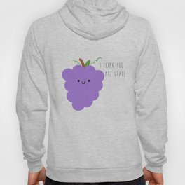 Funny Thing Called Love Collection - Grape Hoody