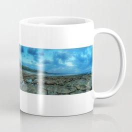 La Sirenas Sunset view at LowTide Coffee Mug