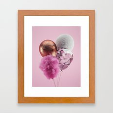 Baloons #4 Framed Art Print