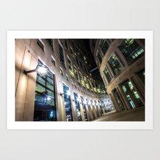 Architecture Art Print
